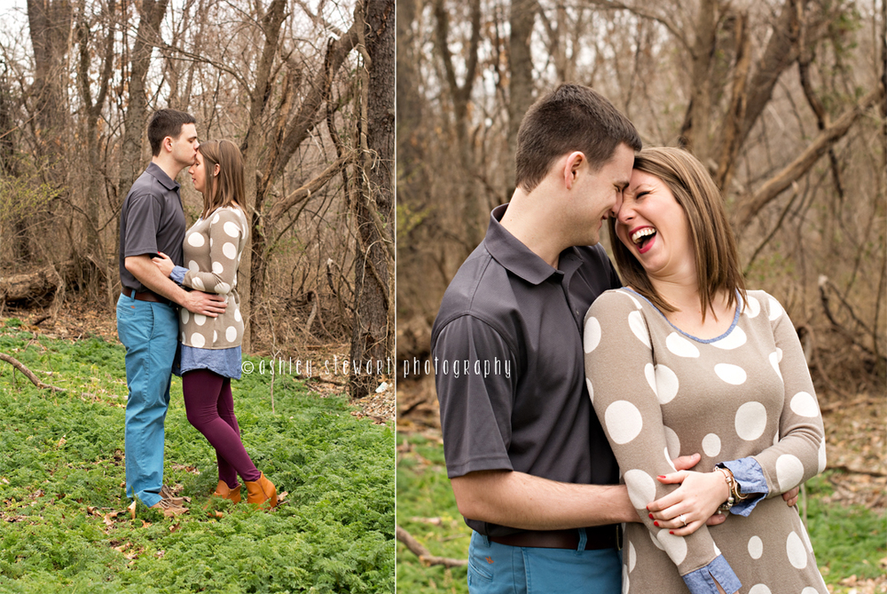 Ashley Stewart Photography Engagement Session Burns Northwest Arkansas Photographer