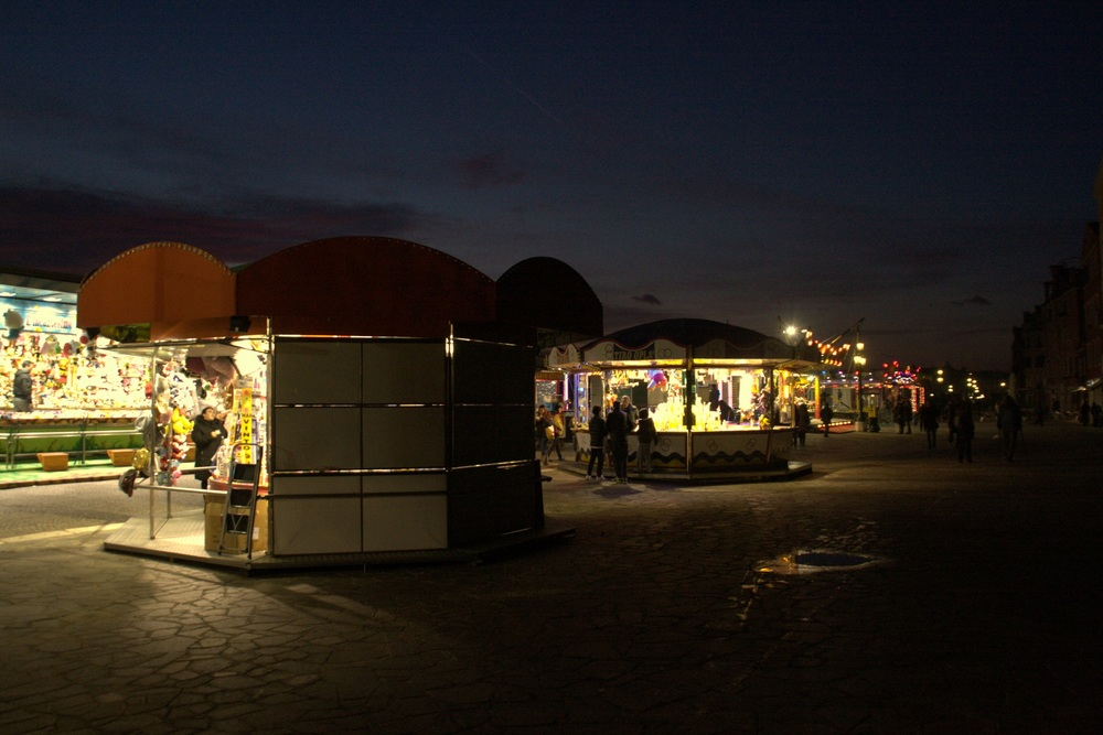 More Kiosks at Carnival