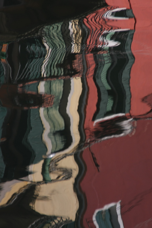 Reflection in Canal