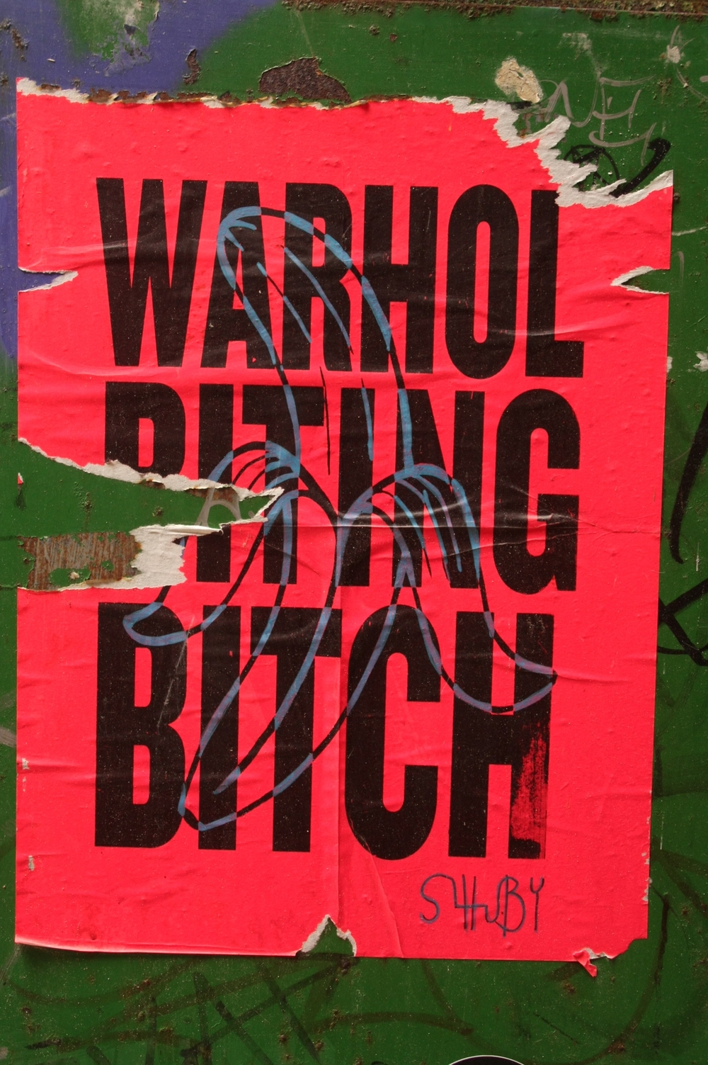 Warhol Bitch