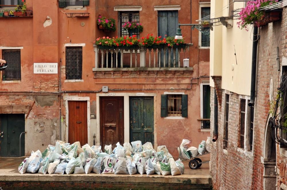 Bags of Debris
