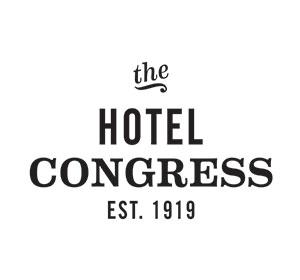 Logo for the Hotel Congress