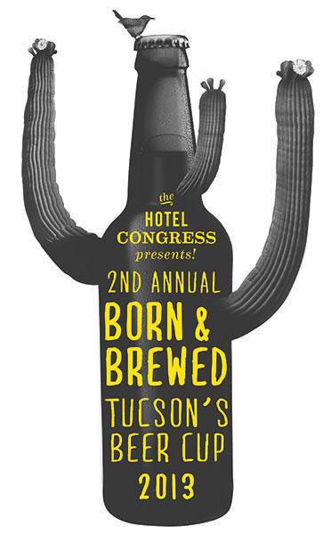 Born & Brewed logo