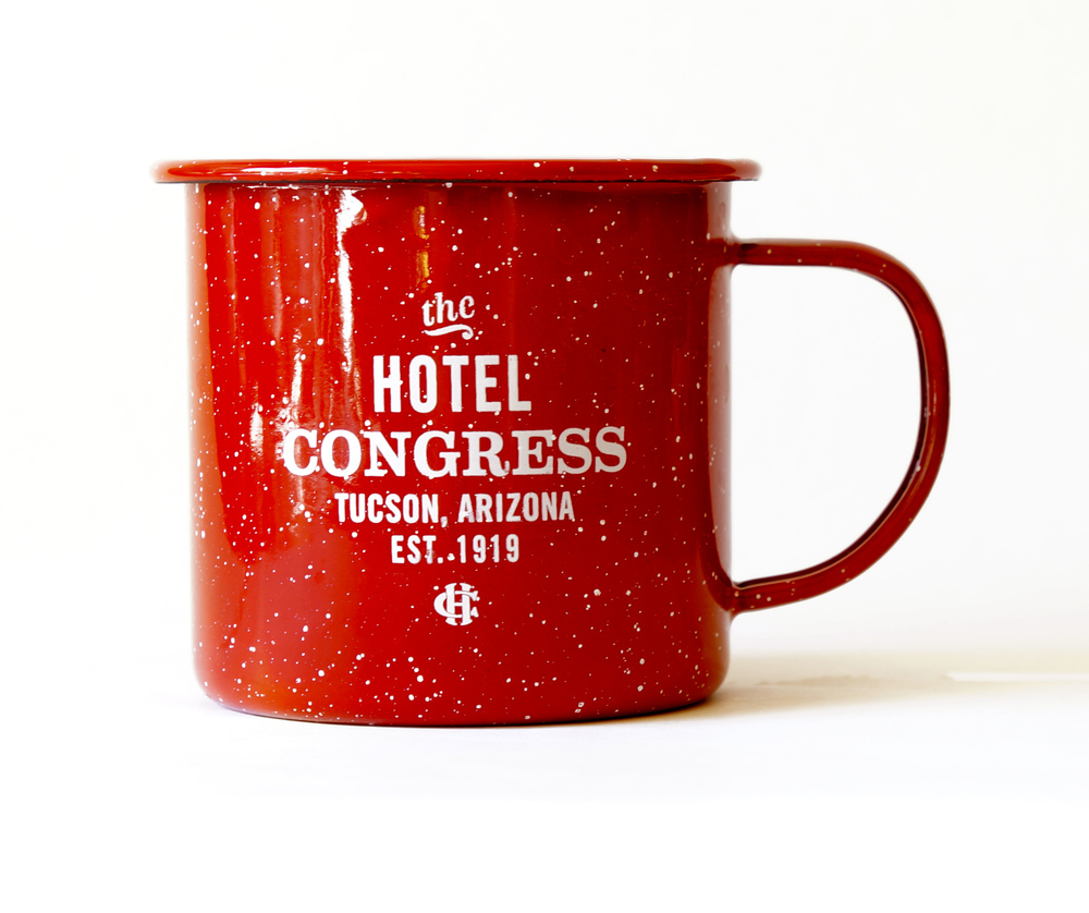 For this project I decided to go with a classic metal style coffee mug. I felt it was the best fit for a rock n' roll hotel Where the morning coffee may be met with a hangover, and dropping your coffee now only requires a refill.