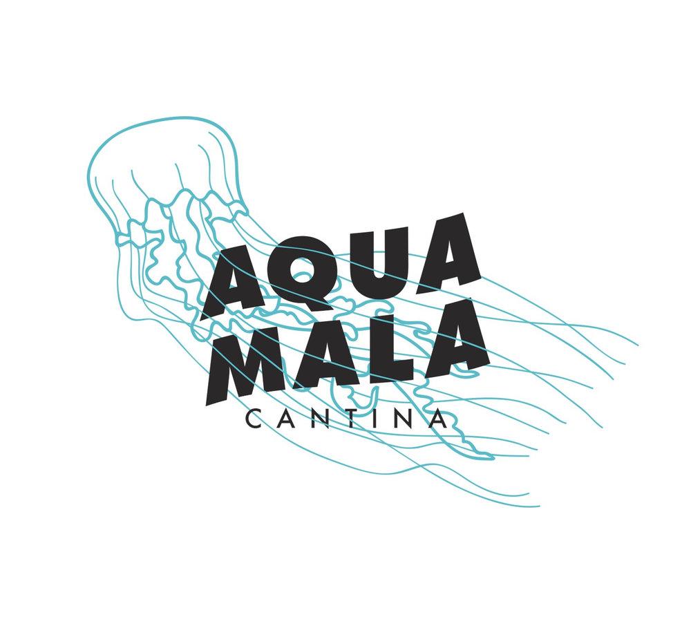 Logo for Cantina concept in Puerto Penasco, Mexico