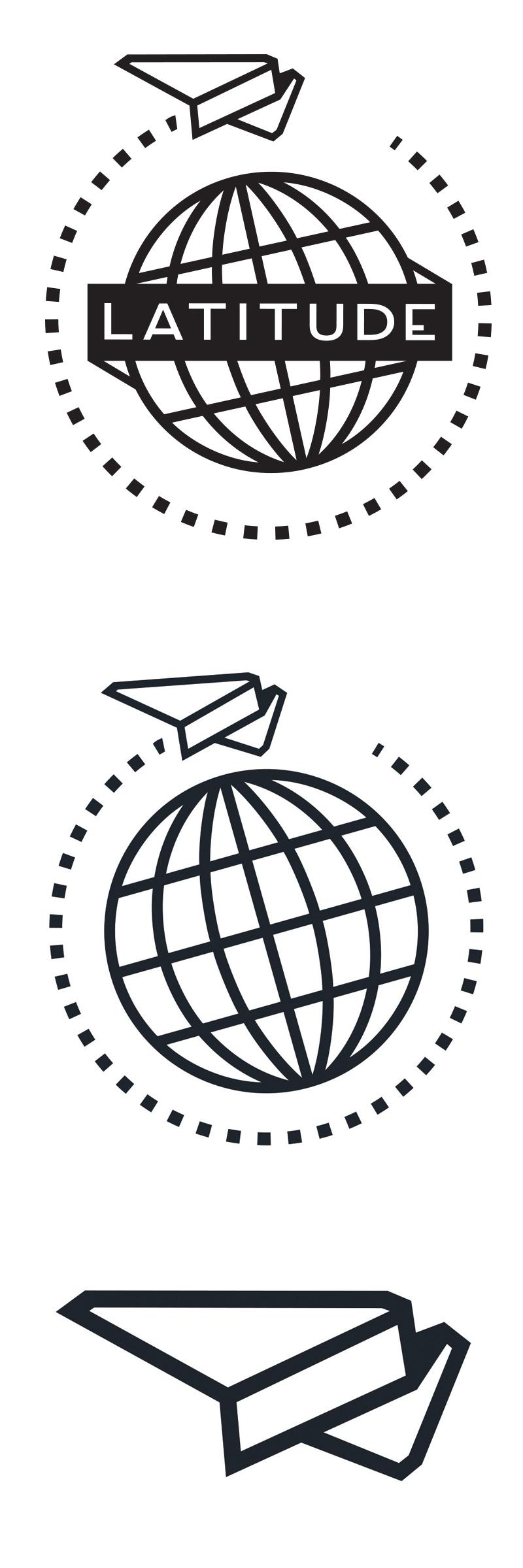 Logo variations for Tucson based Latitude Engineering