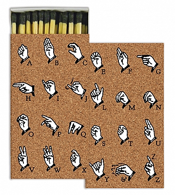 HomArt offers a wide selection  of adorable and trendy matchboxes.