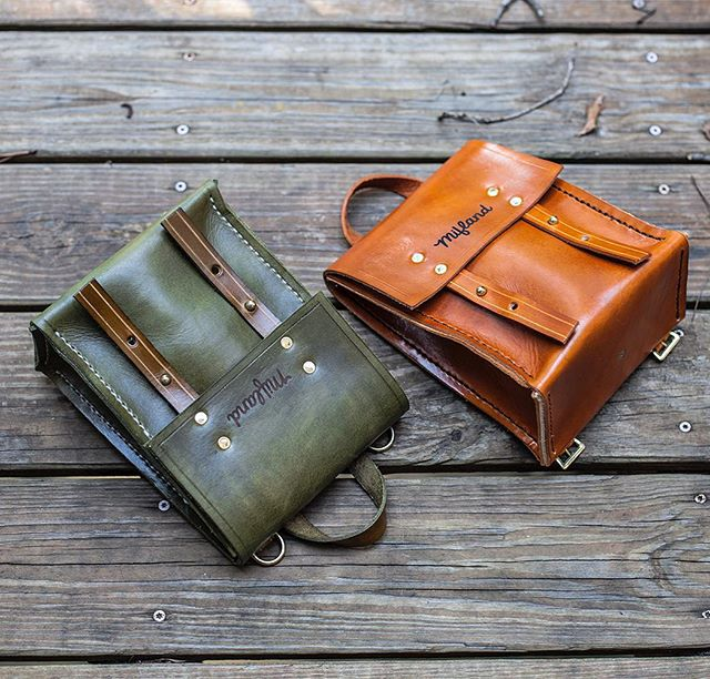 """Olive or Copper? #Mifland Bedford Bag """"Miffy"""" Mifland.com"""