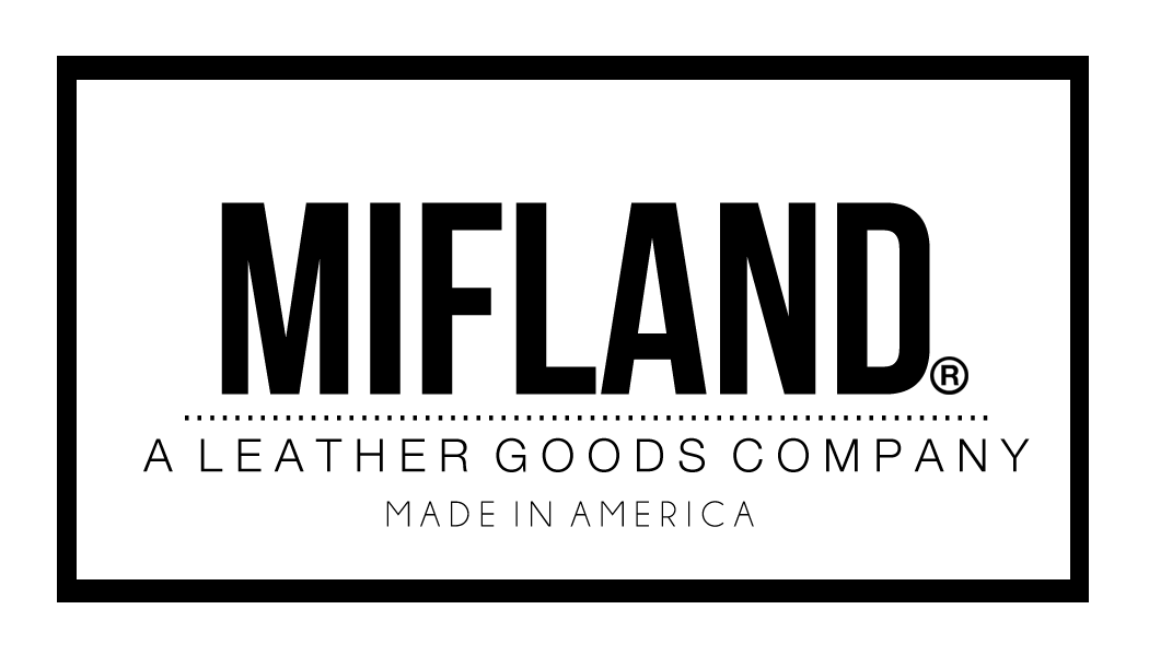 Mifland : A Leather Goods Company