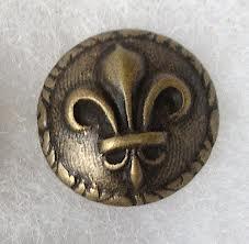 A Brass Button