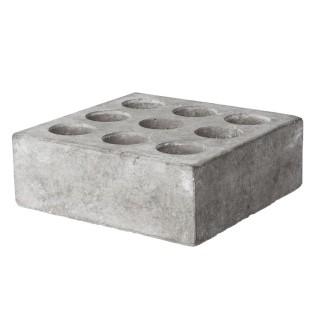Ljusfat i betong , 229 kr Granit.