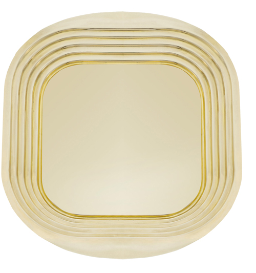 Mässingsbricka, diameter 49 cm, 1 860 kr, Tom Dixon.