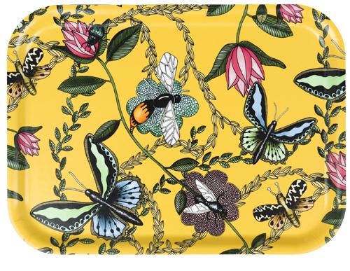 Frukostbricka Bugs, 27 x 20 cm, 225 kr, Nadja Wedin/Nordic design collective.