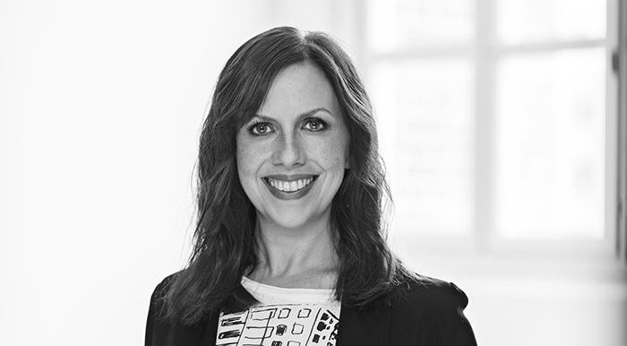 Journalisten och inredningsexperten Maria Soxbo driver inredningsbloggen Husligheter sedan 2007. Foto: Helen Karlsson.