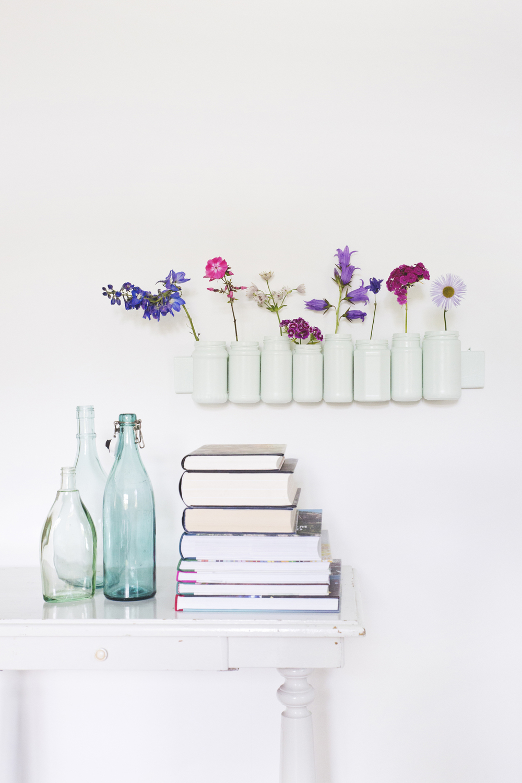Bygg en riktigt lång väggvas för masseffekt!