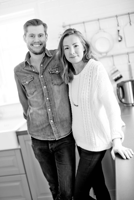 Andreas och Josefin.