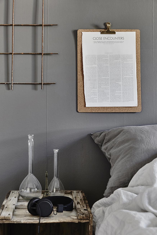Kombinera snyggt och praktiskt – perfekt till att hänga upp viktiga papper på!