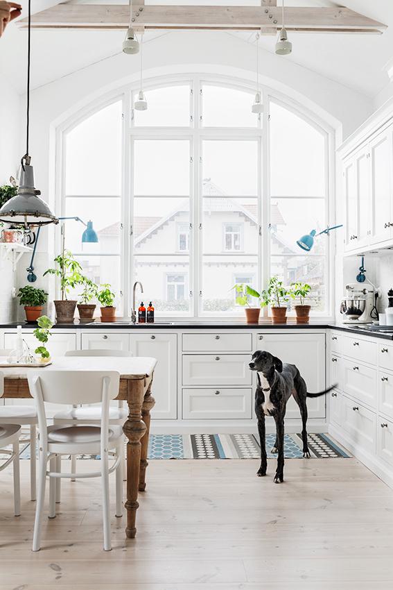 Familjen Pettersson/Vedins hem i Helsingborg var mångas favorit. Foto: Lisa Wikstrand