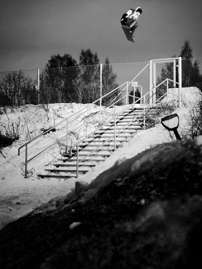 Martin Kalliola Bs 270 over the fence, Helsinki, 2013