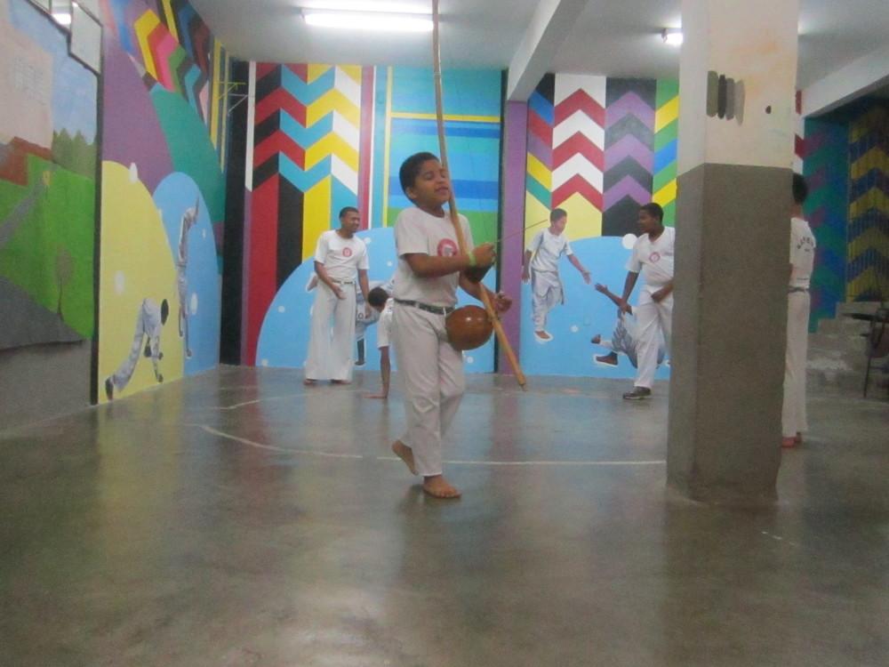 Sala de Capoeira