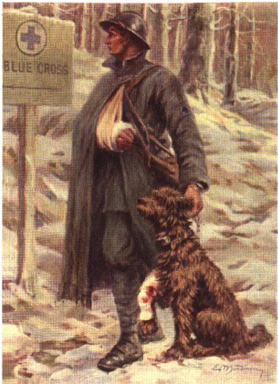 Wounded WW1 soldier and dog.jpg
