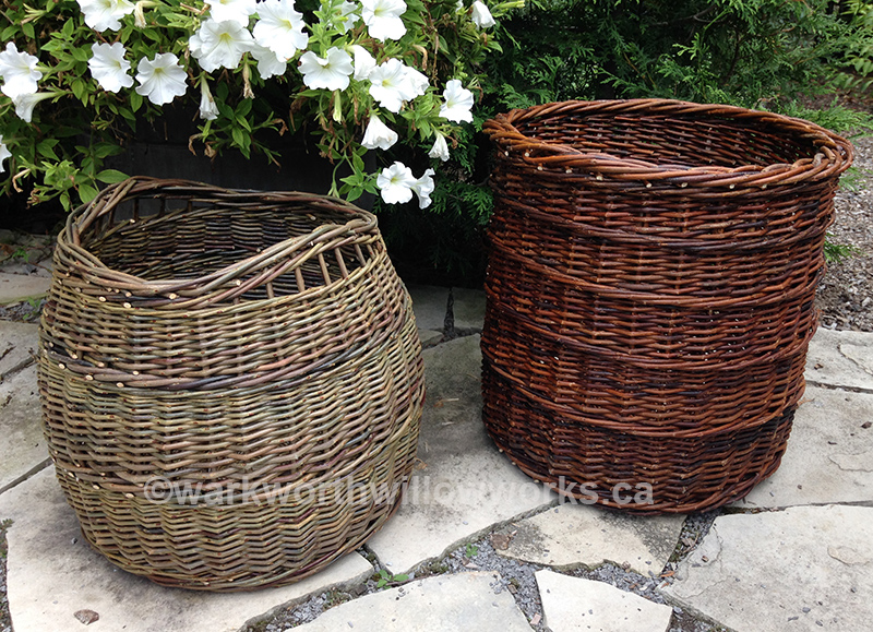 Round Basket 2 day workshop July 7-8