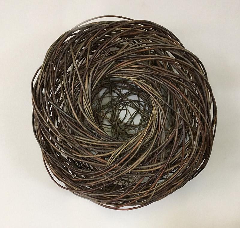 Random Sculptural Basket