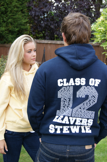 Leavers hoodie value pack examples