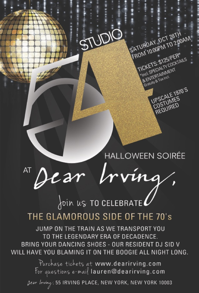 Dear Irving Studio 54 Flyer.jpg