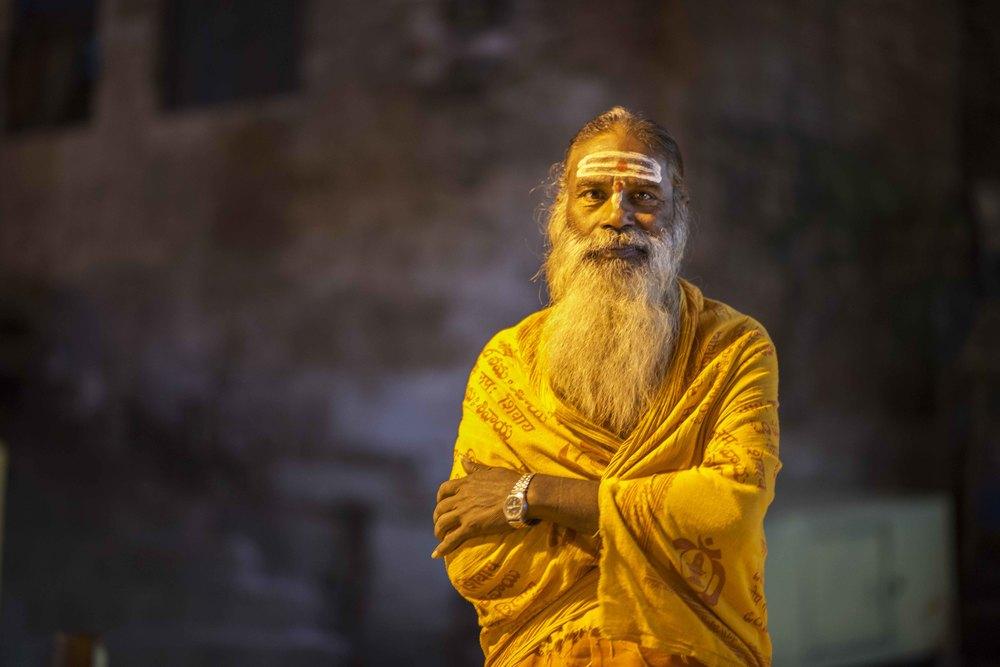 Also a sadhu