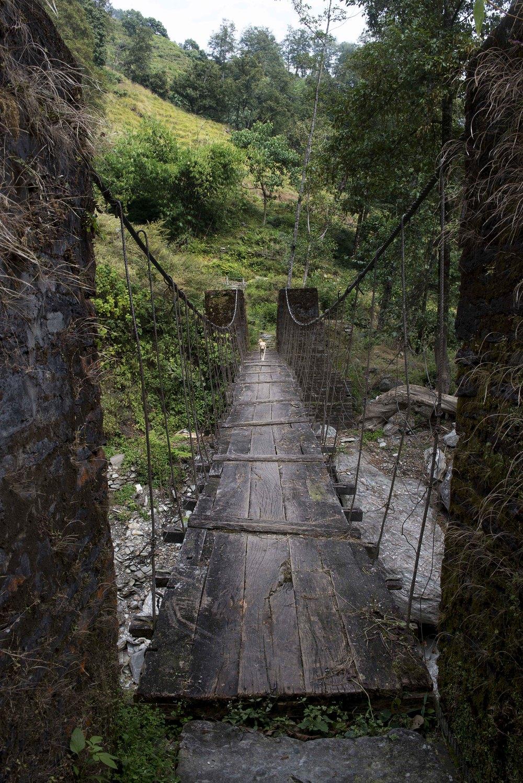 Lots of bridges like this