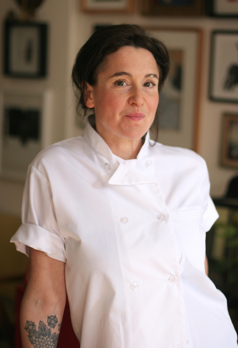 Zoé Deleu. Chef and founder