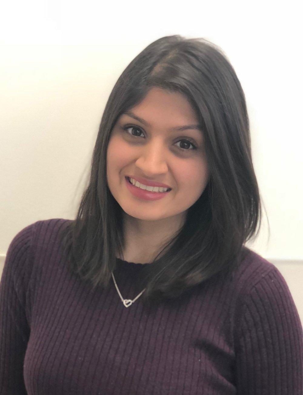 Manisha Bansal (Manitoba '20)