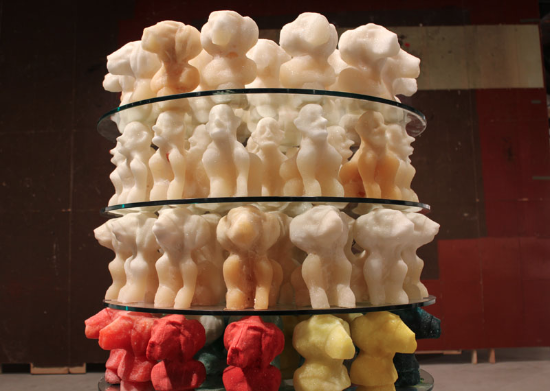 Sugar tower