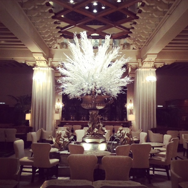 Dining Room @ The Drake