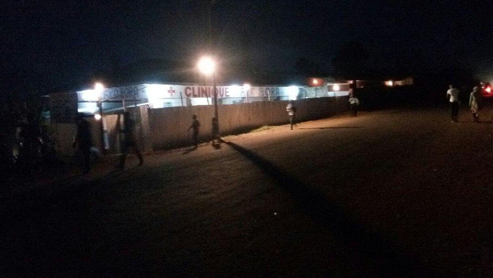 Clinique Afya Bora, Kavumu, South Kivu, DRC.