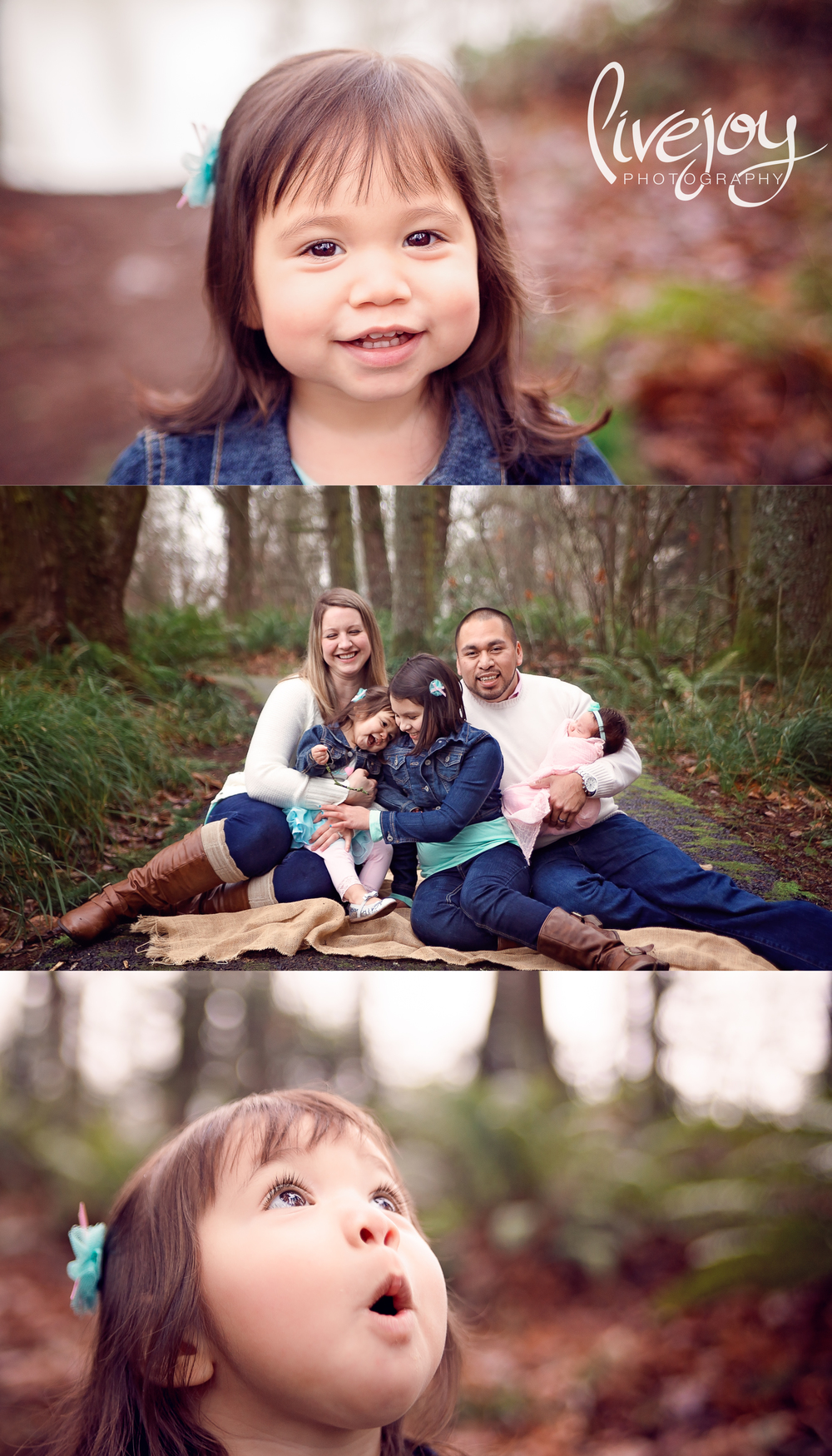 18 Months Outdoor Baby Photos | Oregon | LiveJoy Photography