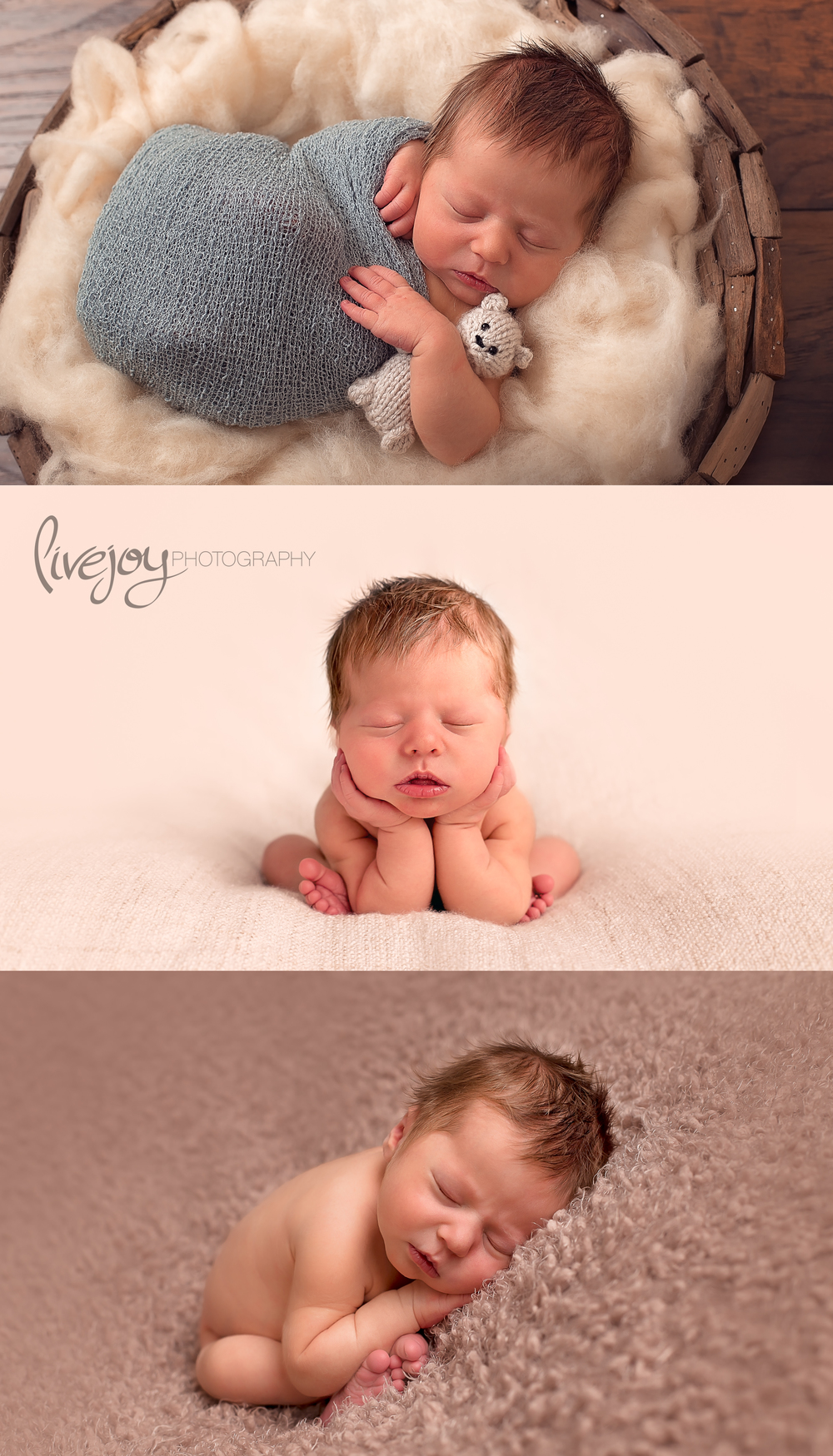 Newborn Photography | Oregon | LiveJoy Photgraphy