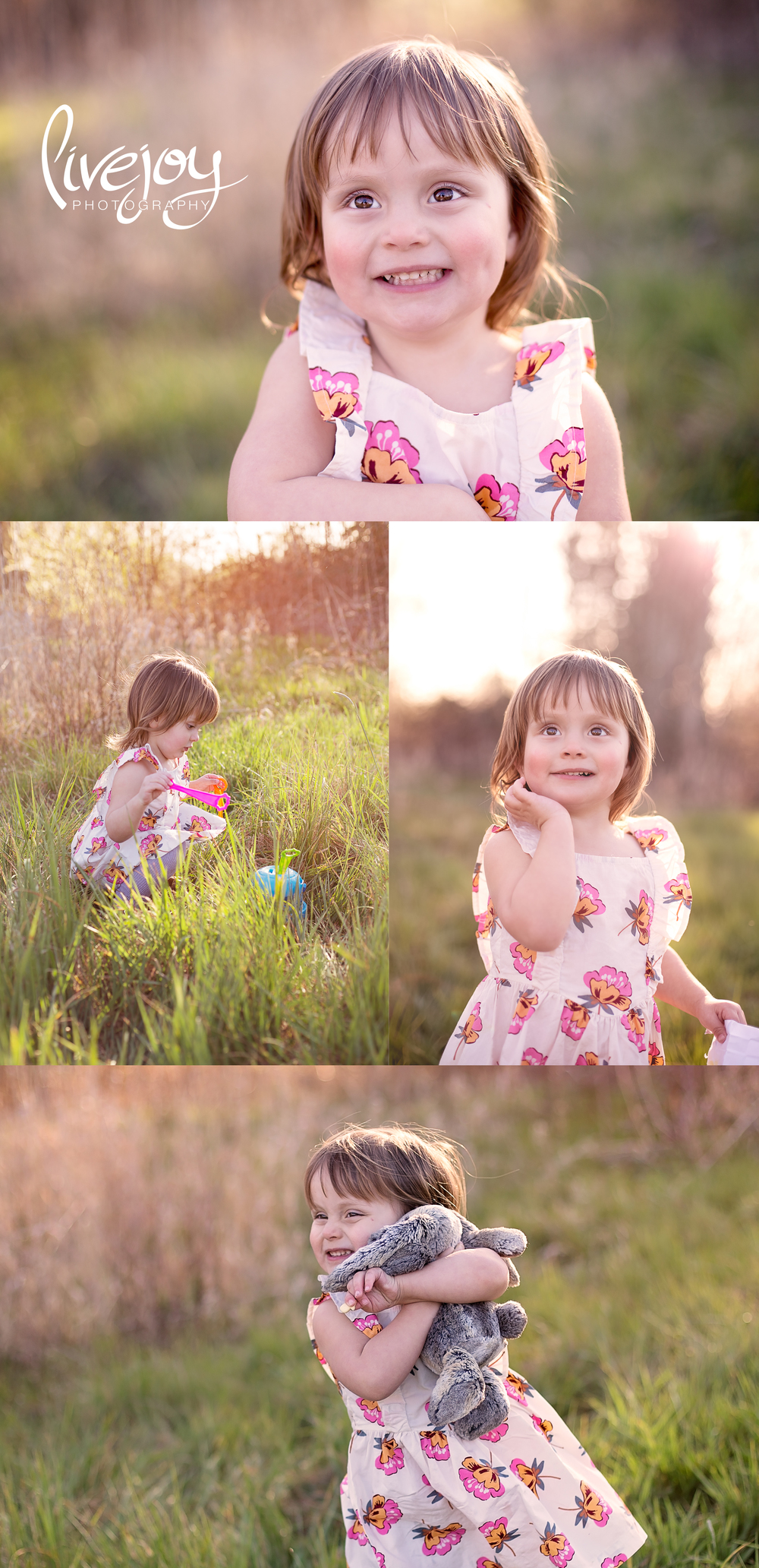 2 Year Toddler Photography | LiveJoy Photography | Oregon