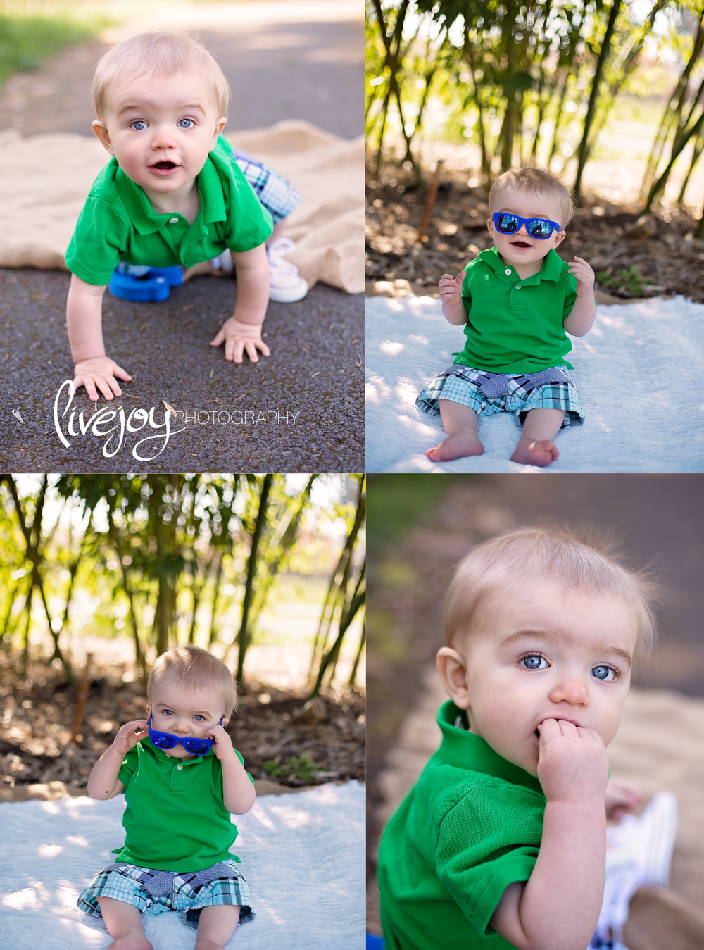 1 Year Baby Boy Photography | LiveJoy Photography | Oregon