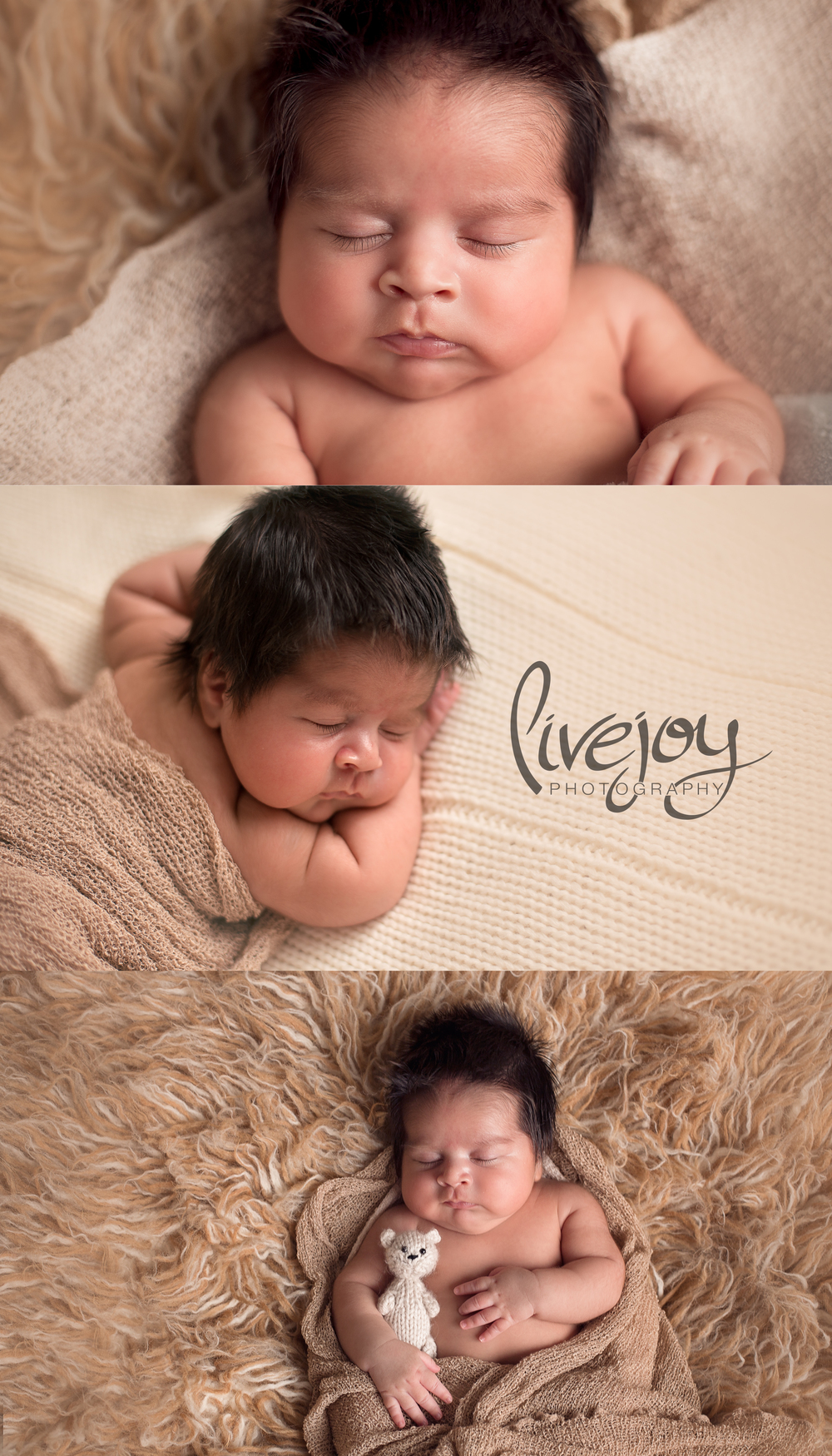 1 Month | Newborn Photograph | Oregon | LiveJoy Photography