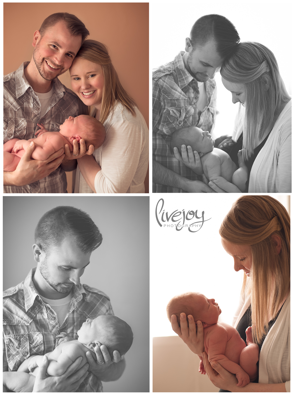 Newborn Boy Photography | Oregon | LiveJoy Photography