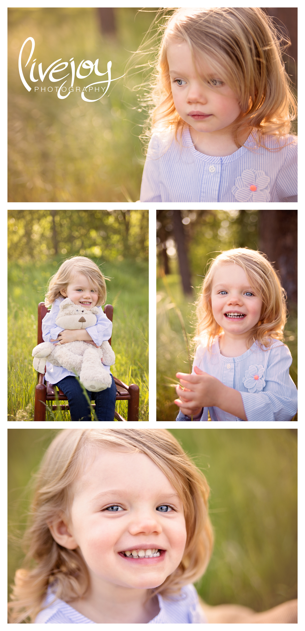 Child & Family Photography | Oregon | LiveJoy Photography