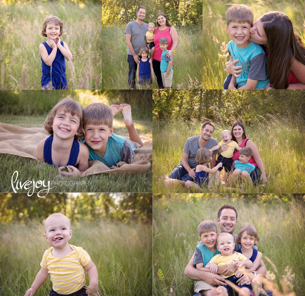 Family Photography Session | LiveJoy Photography | Oregon