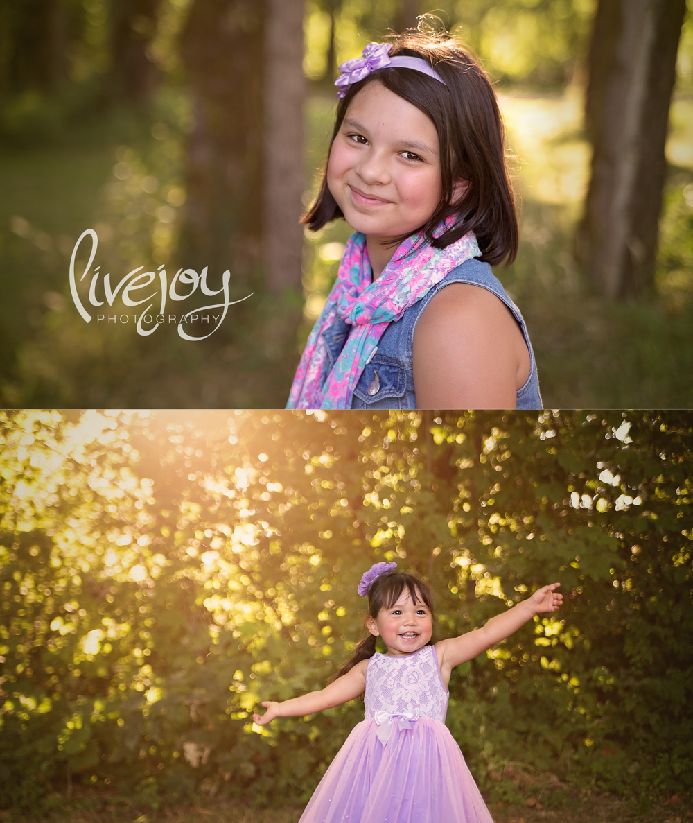 Sibling Session | Oregon | LiveJoy Photography