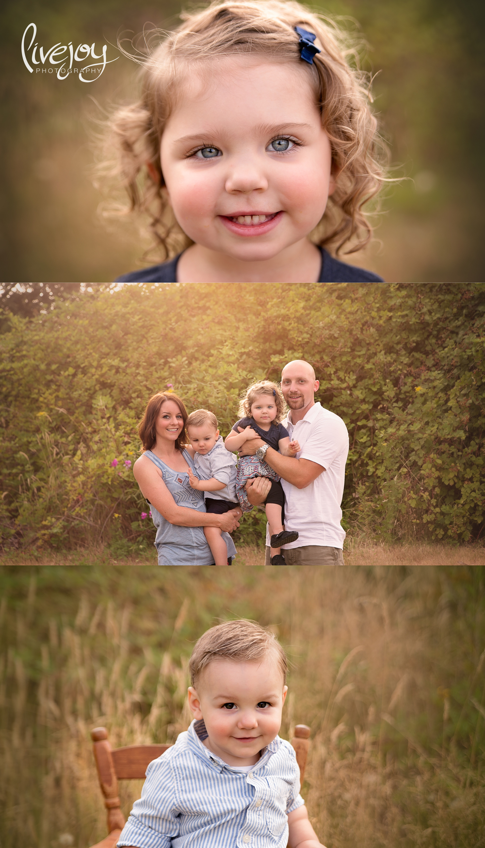 Family Photography Session | Oregon | LiveJoy Photography
