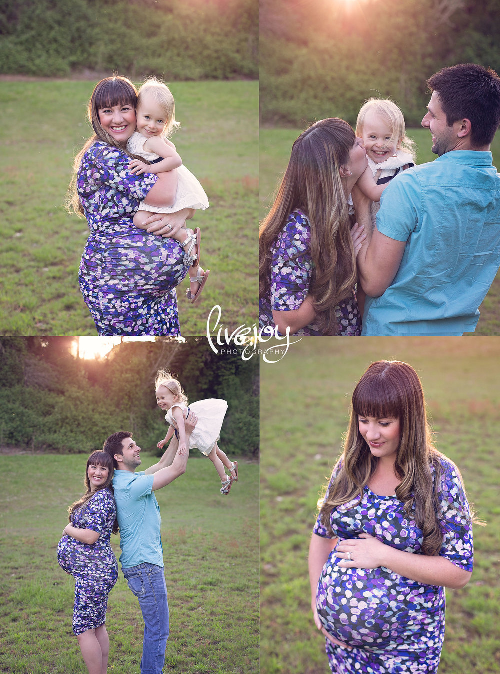 Maternity Photography - LiveJoy Photography - Oregon