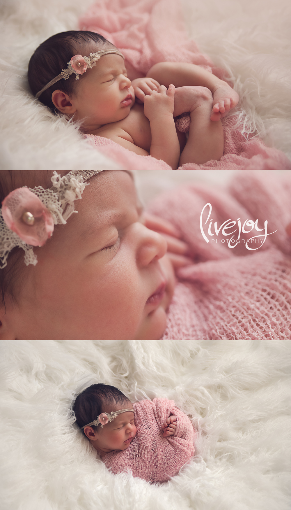 Newborn Photography - LiveJoy Photography - Oregon