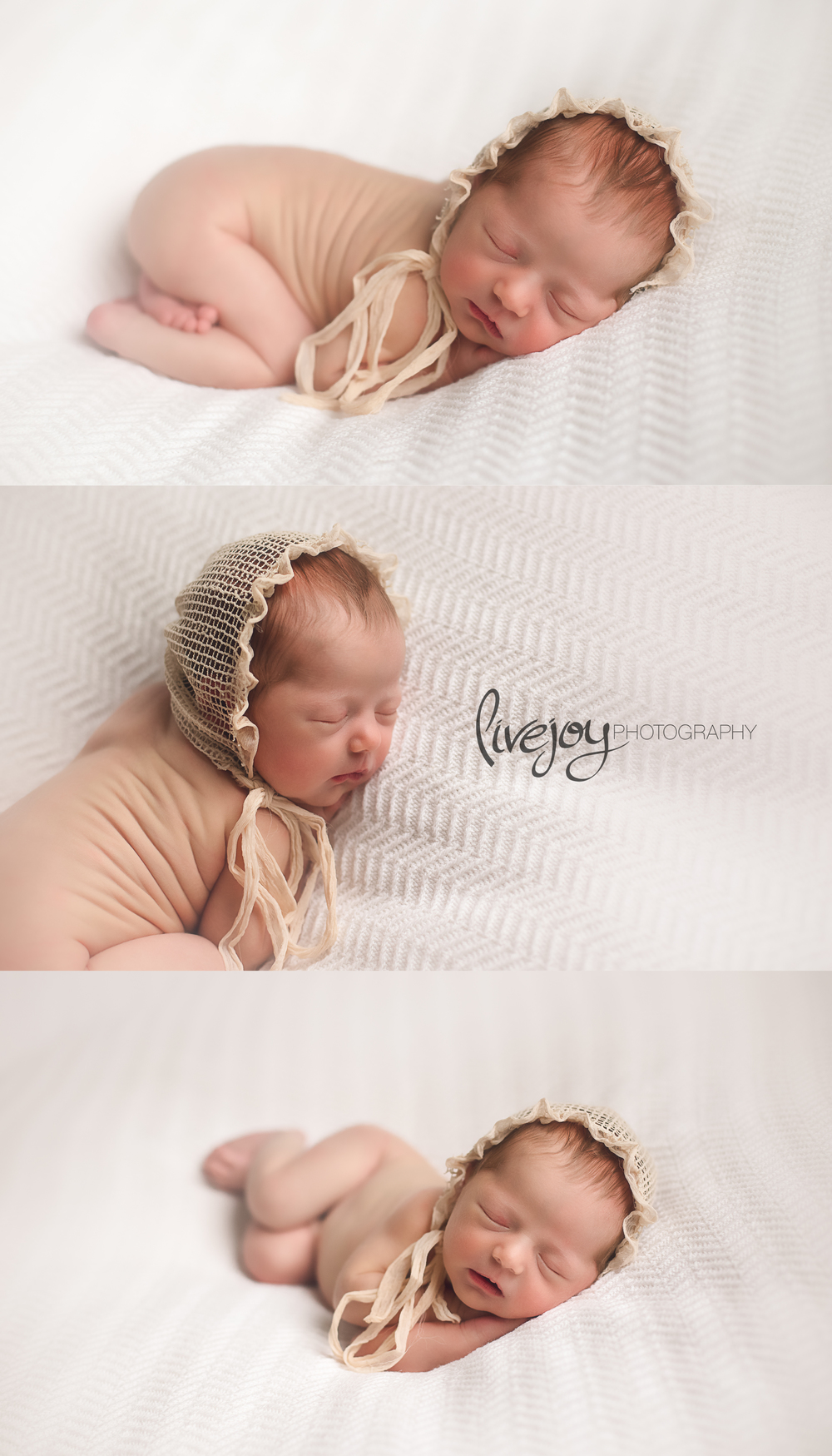 Newborn Girl Photography - LiveJoy Photography - Oregon