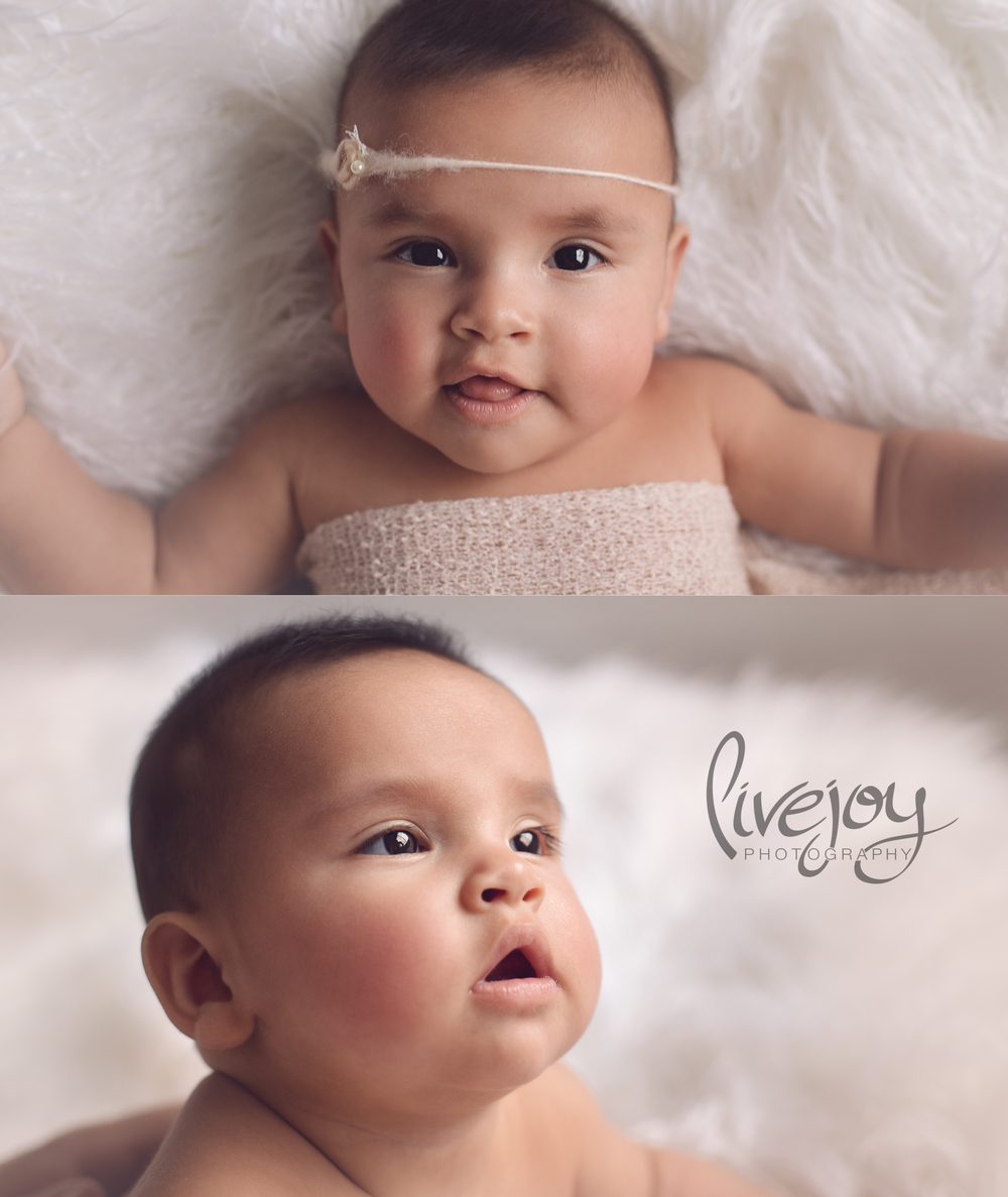 Baby Photography - LiveJoy Photography - Oregon